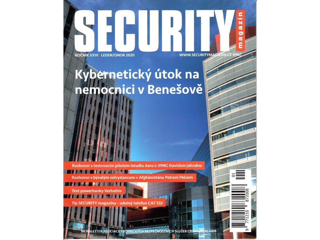 Security magazín 012020