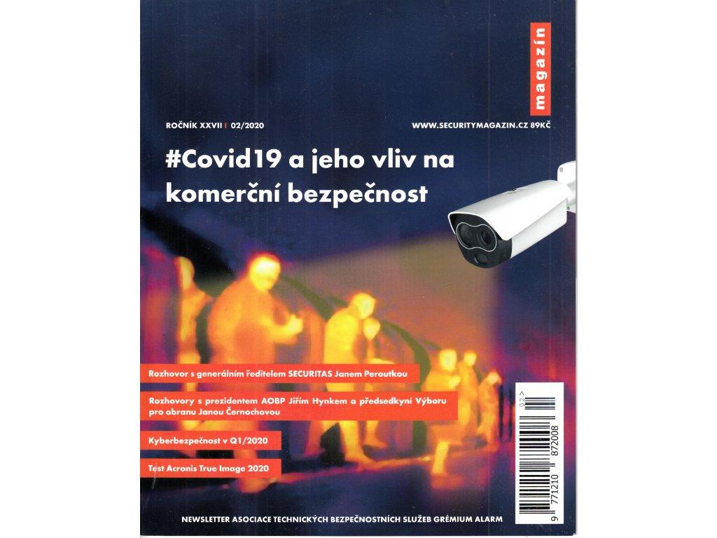 Security magazín 022020