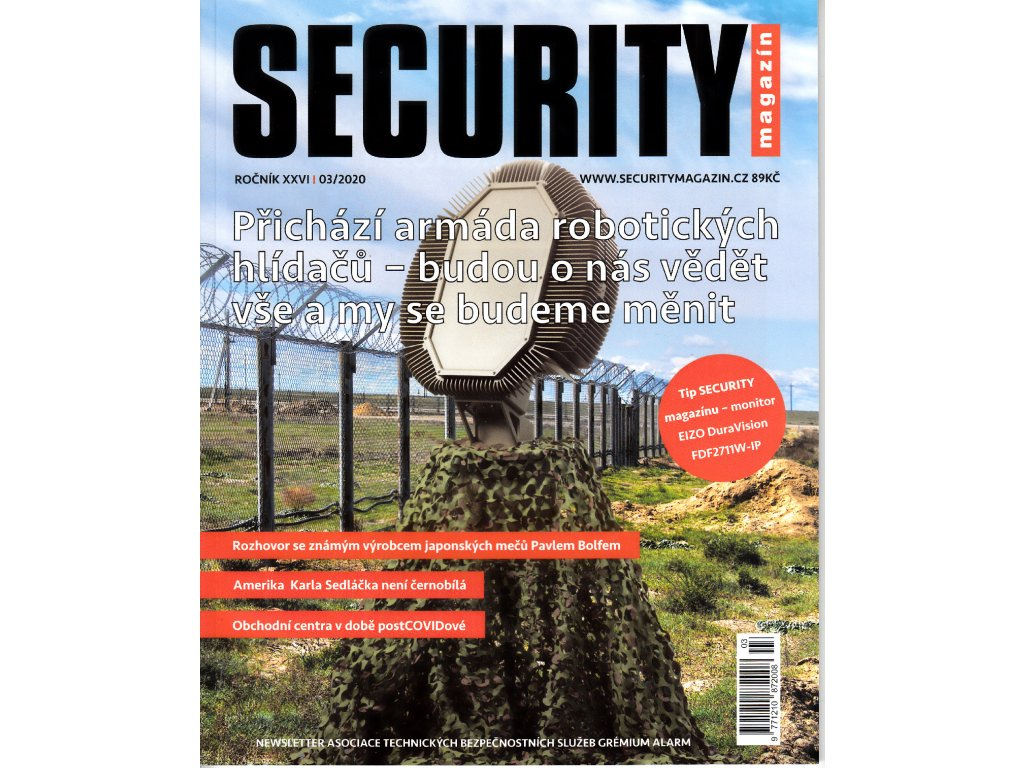 Security magazín 032020