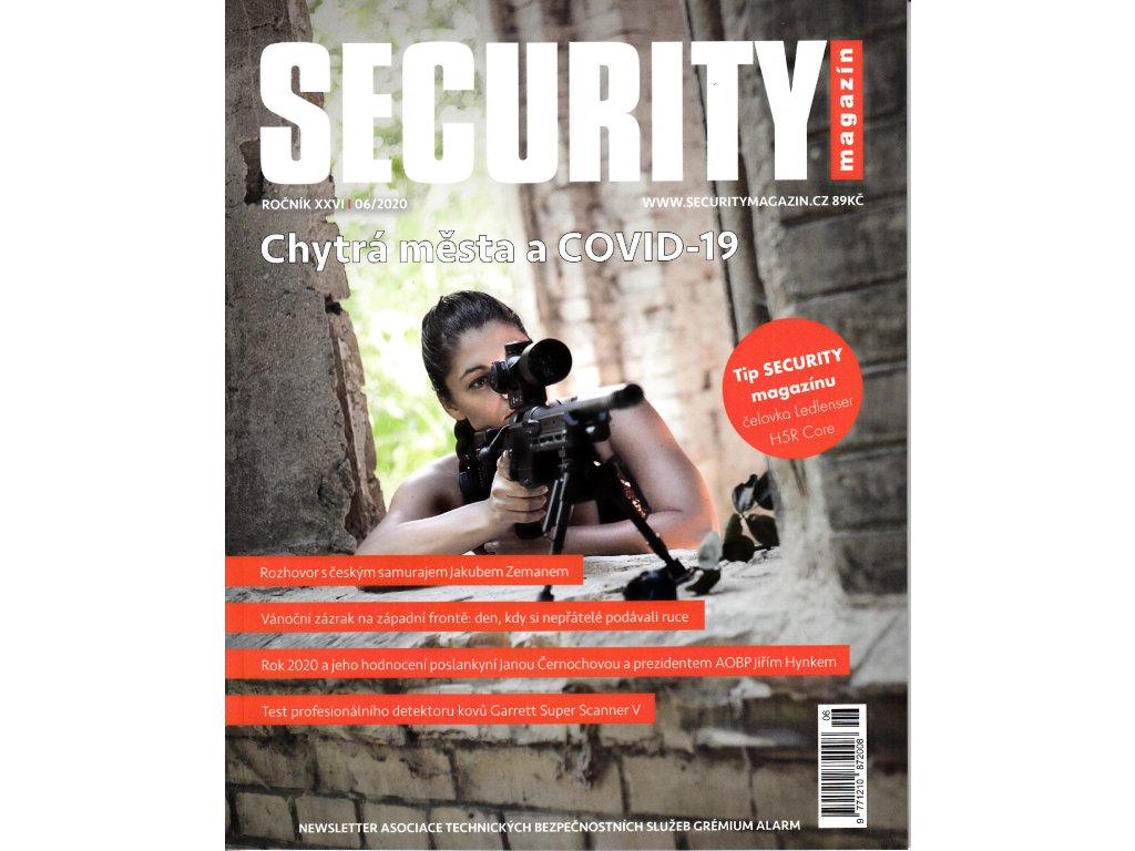 Security magazín 062020