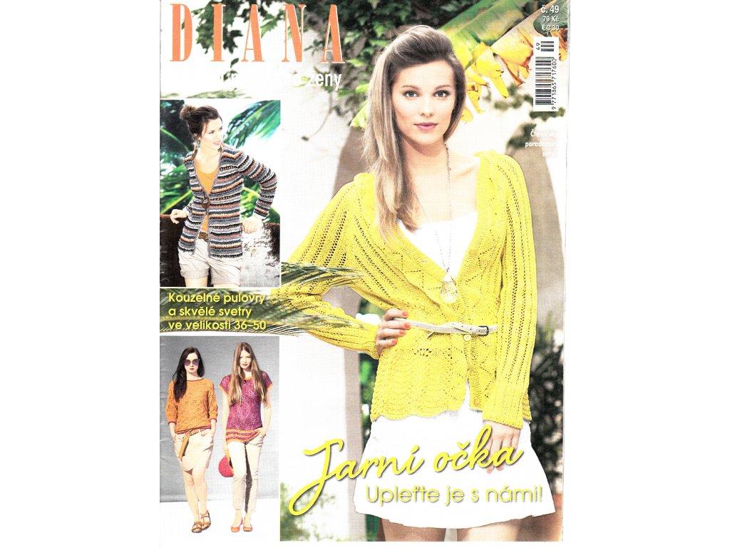 Diana pletená móda pro ženy 49