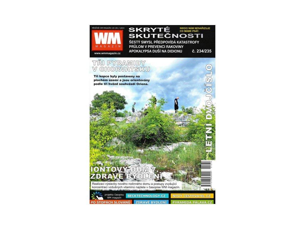 WM magazín 234 235