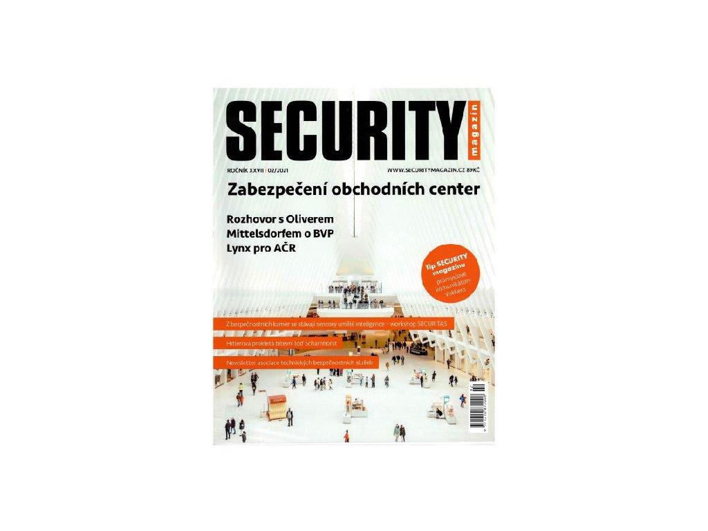 Security magazín 0221