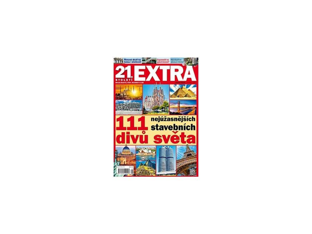 EXTRA obálka 1 16