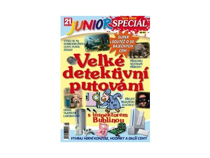 Junior speciál 01/08