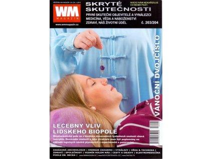 WM magazín 203 204