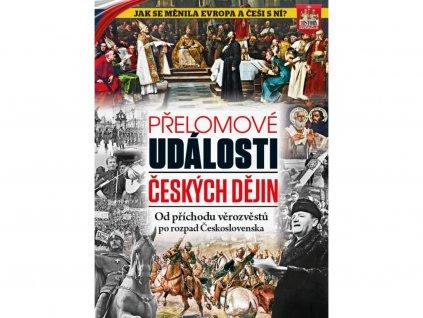 Přelomové události českých dějin - V8