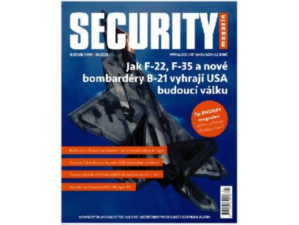 Security magazín 0121