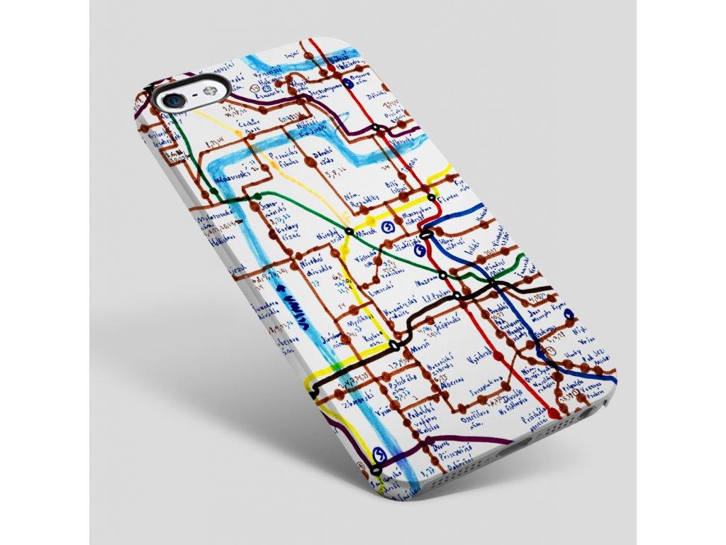 iPhone case CITY EDITION - Praha