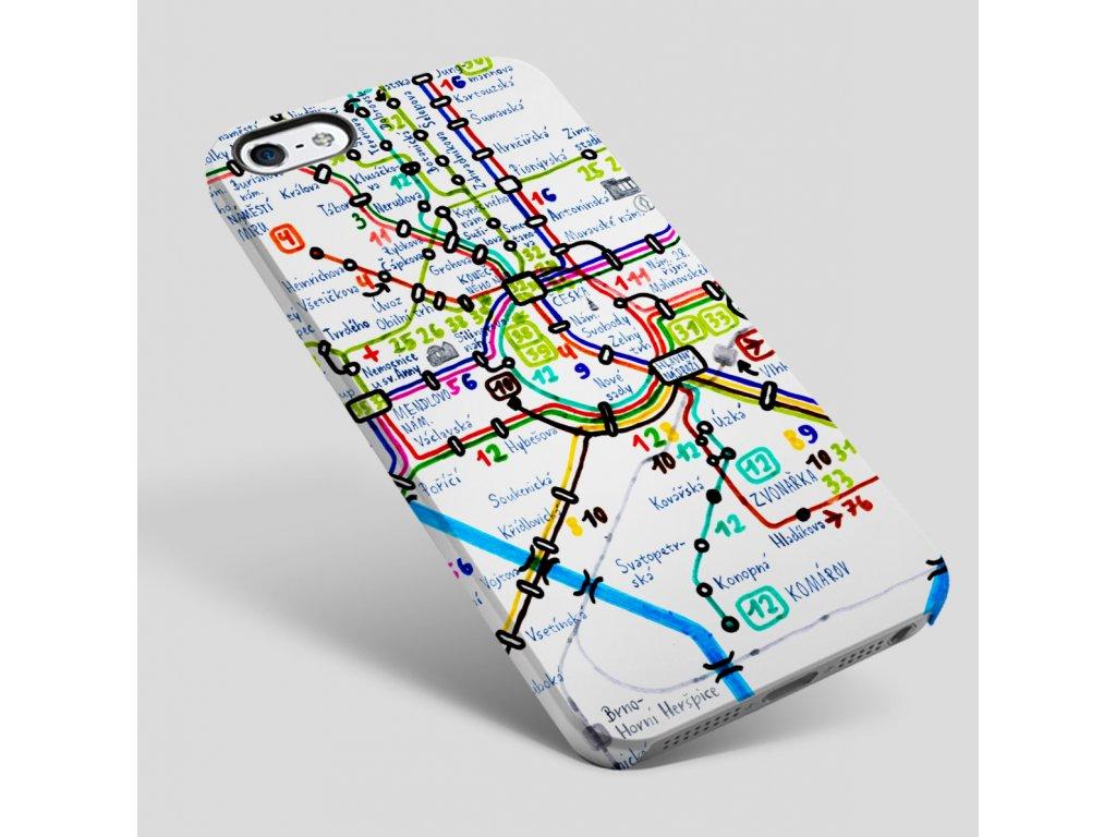 iPhone case CITY EDITION - Brno