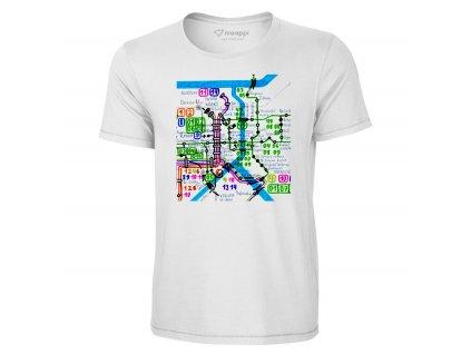 T-shirt CITY EDITION - Ostrava