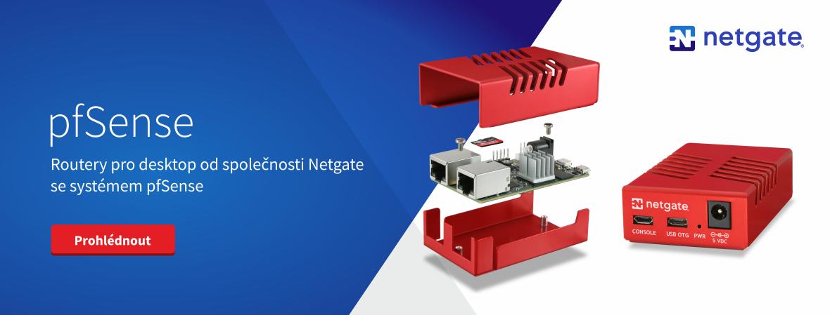 pfSense - Netgate / Desktop