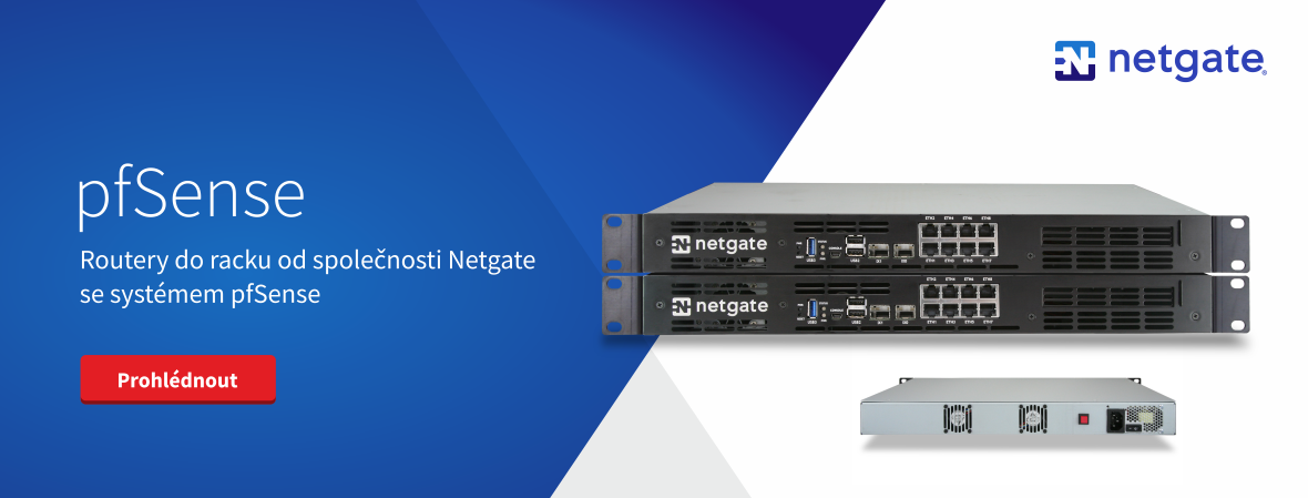 pfSense - Netgate / Rack