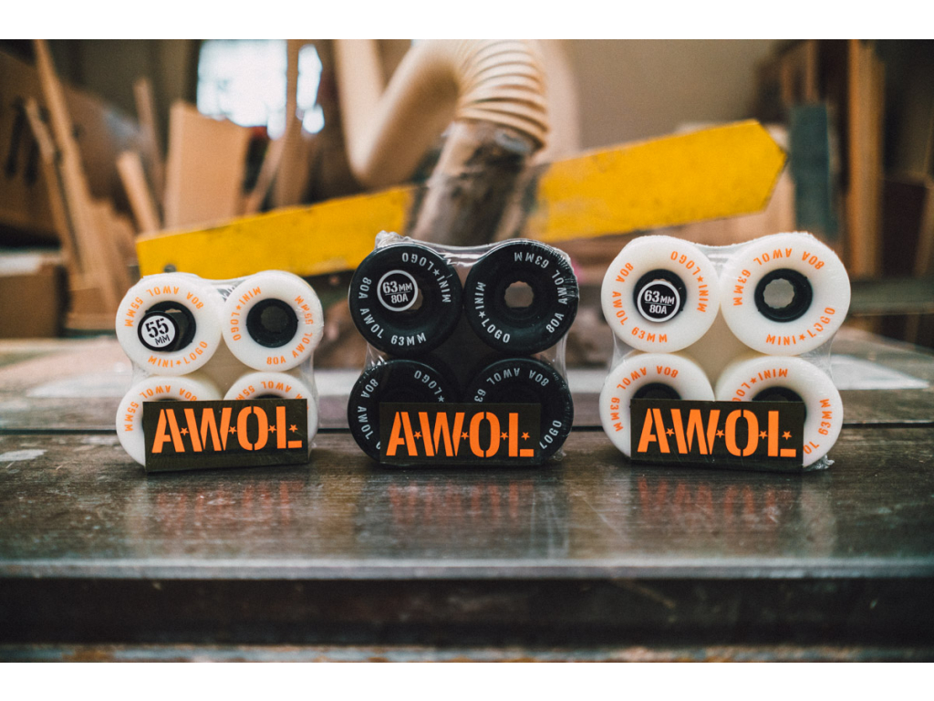 Minilogo AWOL wheels