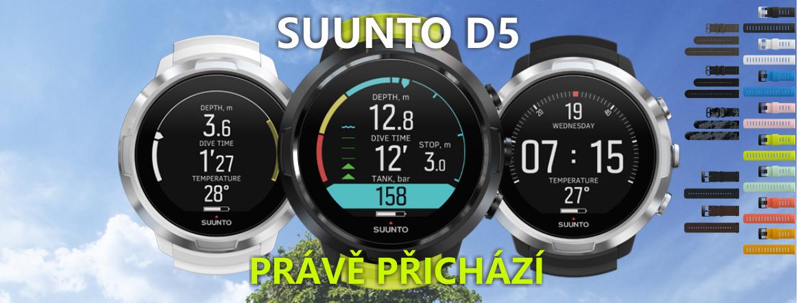 SUUNTO D5