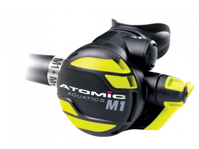 ATOMIC AQUATICS M1 OCTOPUS, YELLOW