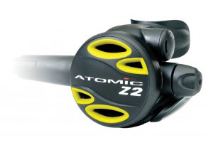 ATOMIC AQUATICS Z2 OCTOPUS, YELLOW