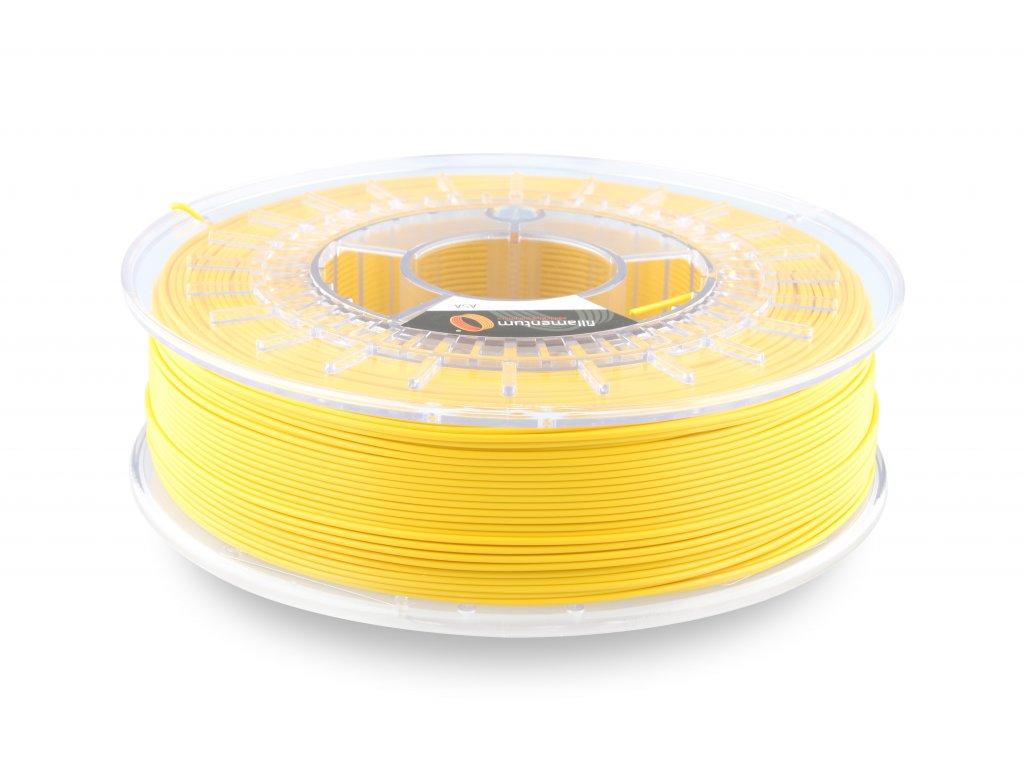 ASA Extrafill Traffic yellow 1,75 mm 3D filament 750g Fillamentum