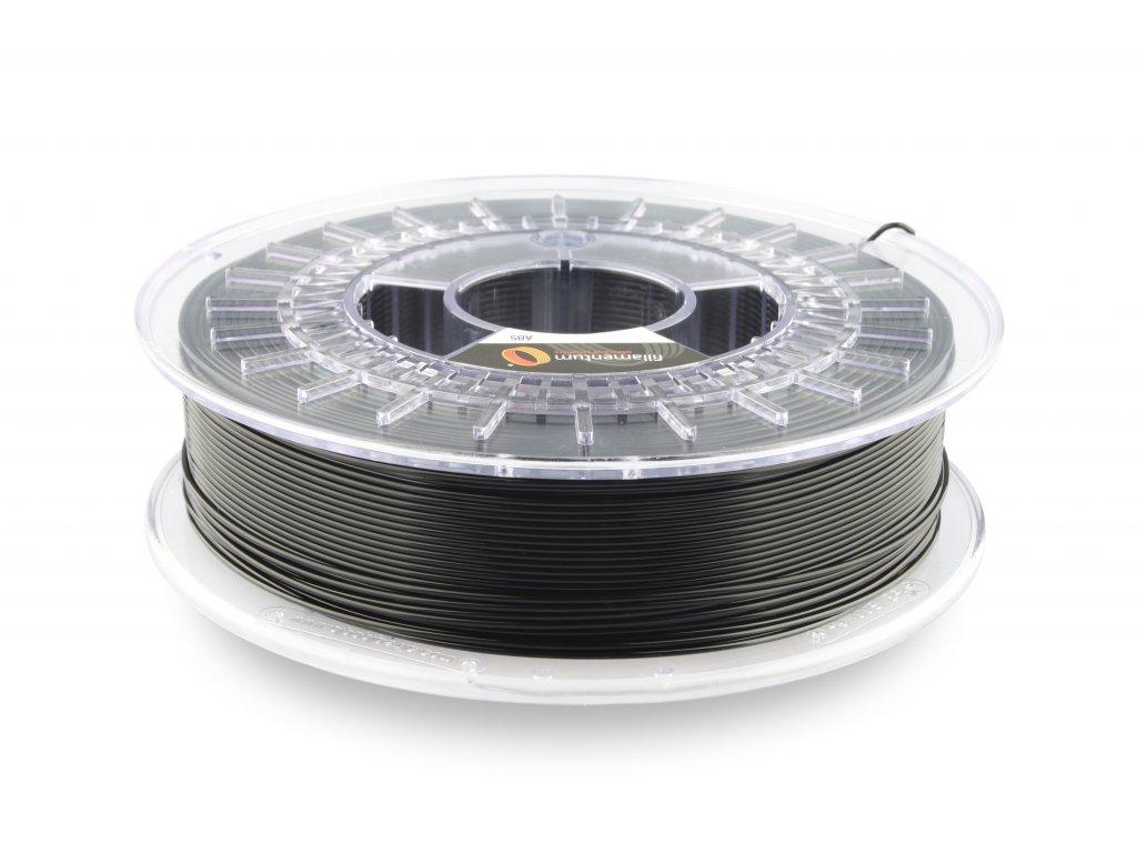 ABS Extrafill Traffic black 1,75mm 750g Fillamentum
