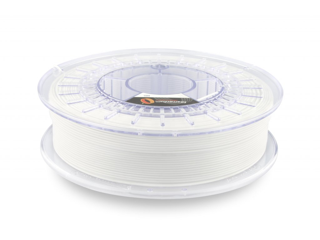 ABS Extrafill Traffic white 1,75mm 750g Fillamentum