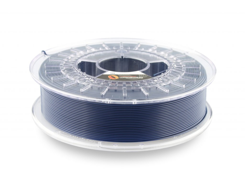 ABS filament Extrafill Cobalt blue 1,75 mm 750g Fillamentum
