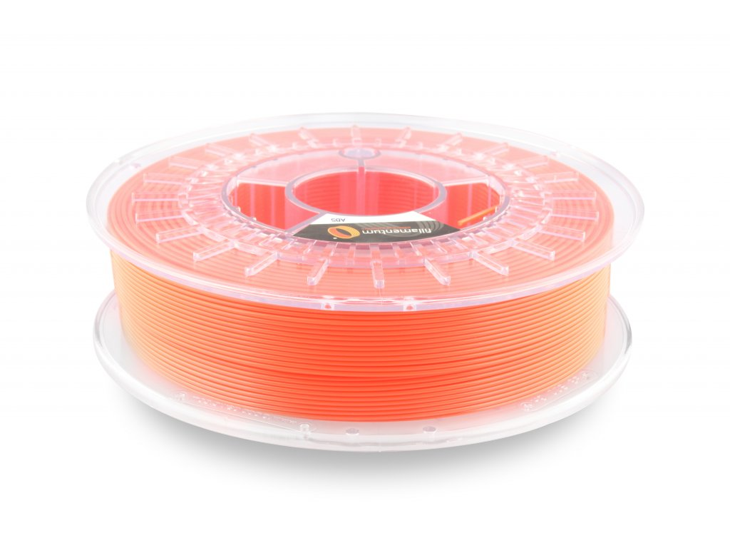 ABS Extrafill Luminous orange 1,75mm 750g Fillamentum