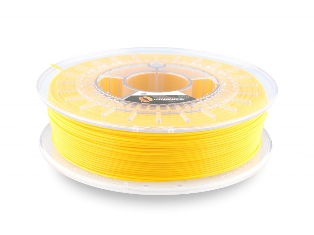 ABS Extrafill Traffic yellow 1,75mm 750g Fillamentum