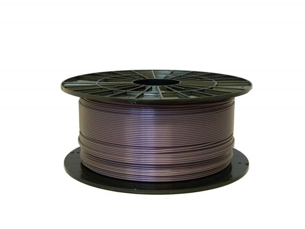 Filament-PM PLA tisková struna fialová metalická 1,75 mm 1 kg Filament PM