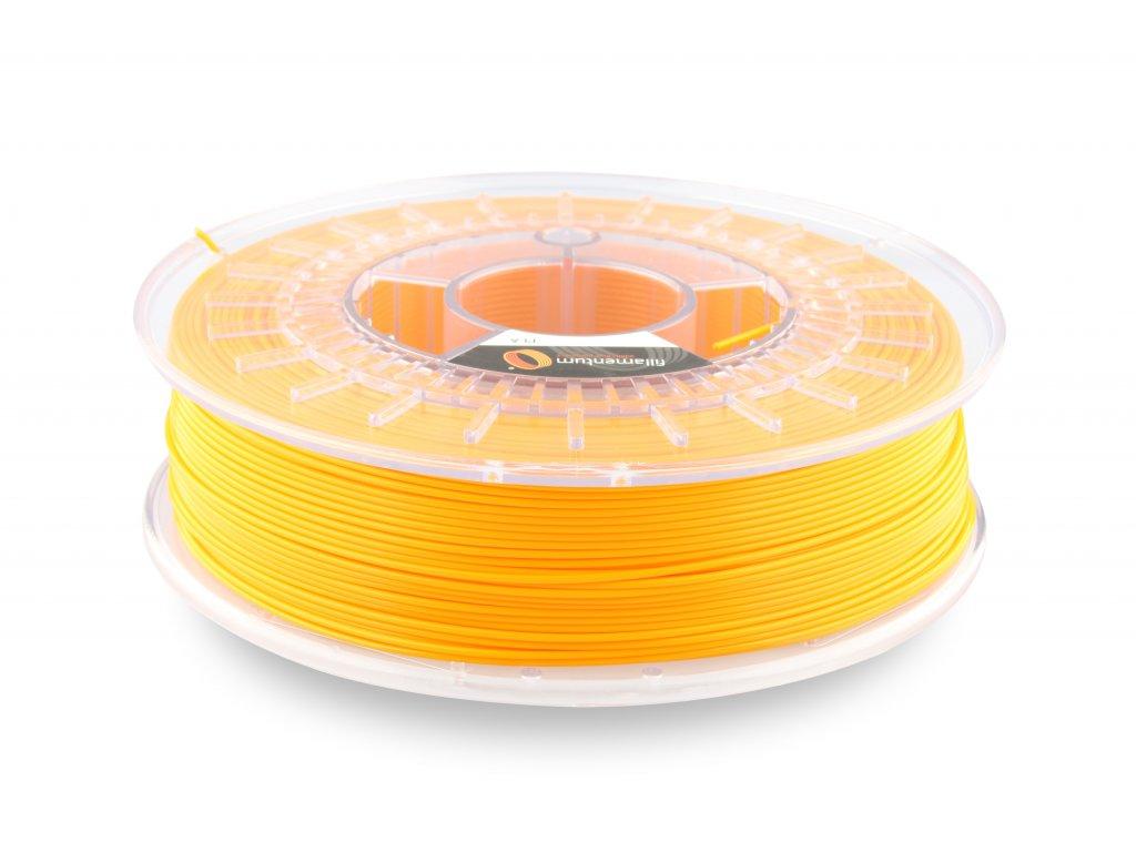 PLA filament Extrafill melon yellow 1,75mm 750g Fillamentum