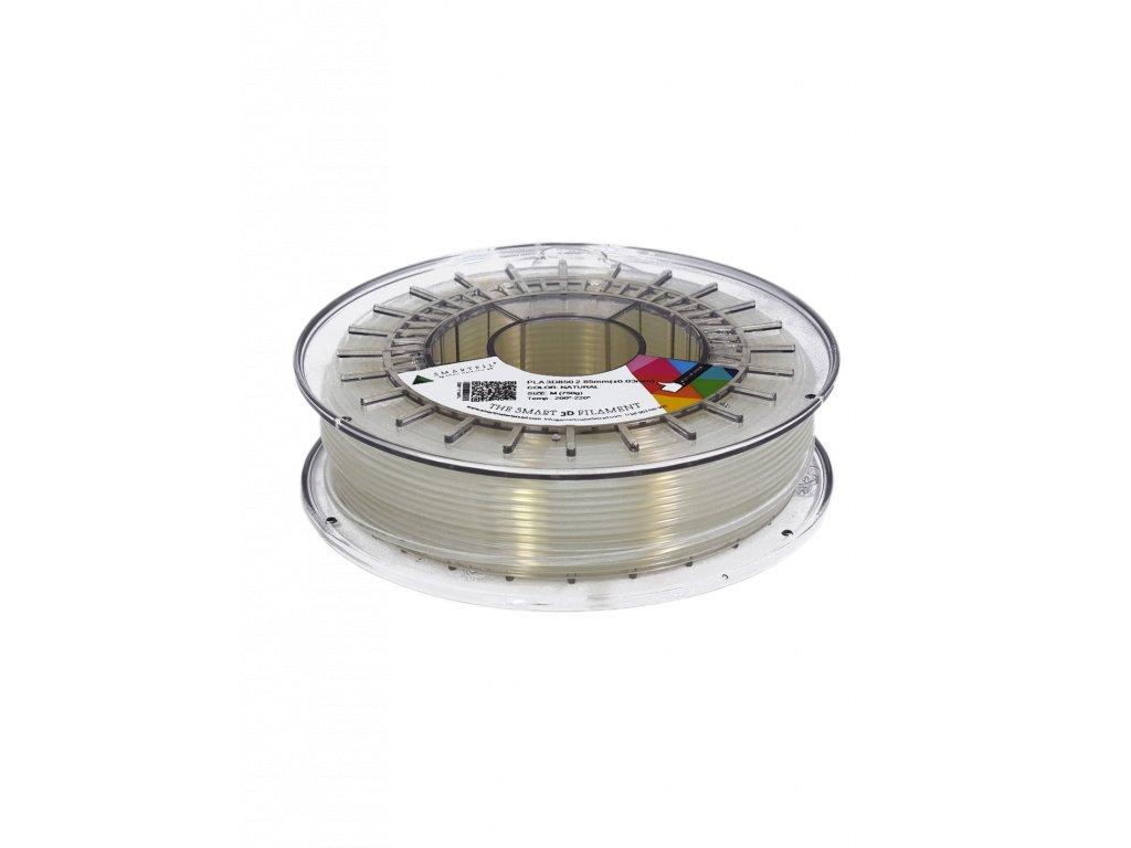 PLA 3D 850 filament přírodní 1,75 mm Smartfil 750 g
