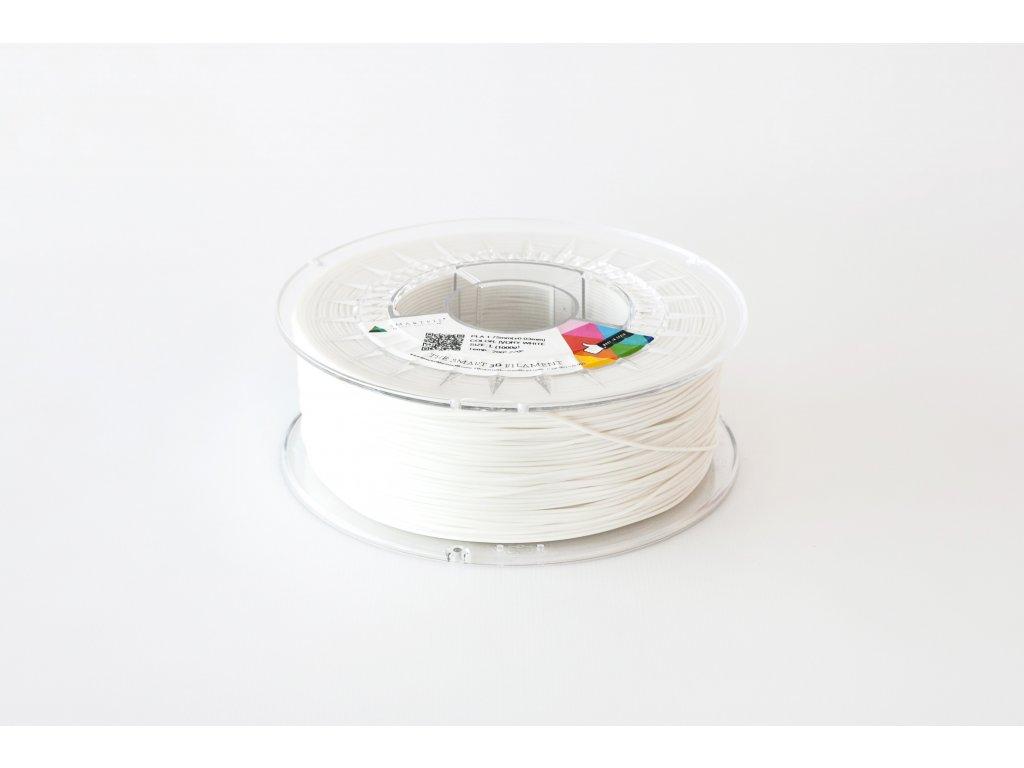 PLA filament bílý ivory 1,75 mm Smartfil 1kg