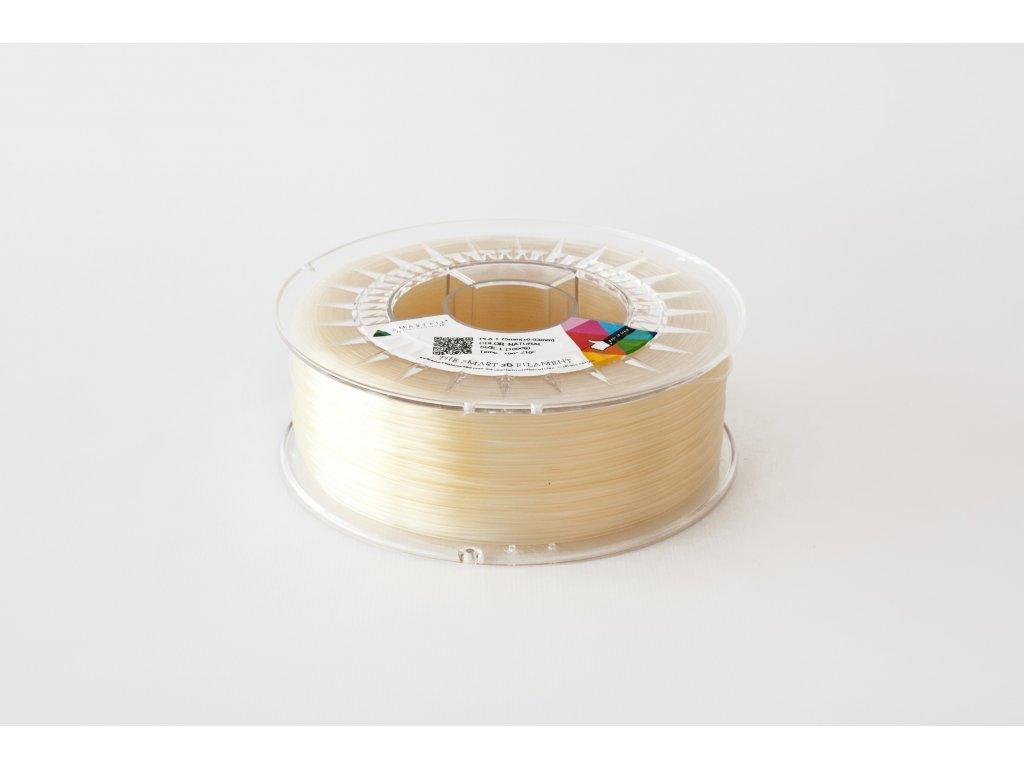 PLA filament přírodní 1,75 mm Smartfil 1kg