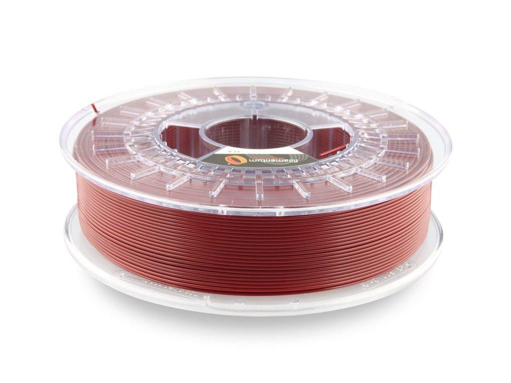 PLA filament Extrafill červený purple 1,75mm 750g Fillamentum