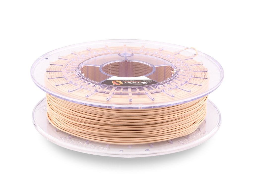 Flexfill tisková struna 98A TPU 1,75mm powder beige 0,5kg Fillamentum