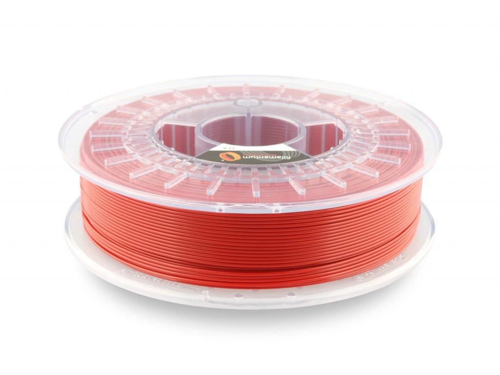 PLA tisková struna Extrafill signální červená 1,75mm 750g Fillamentum
