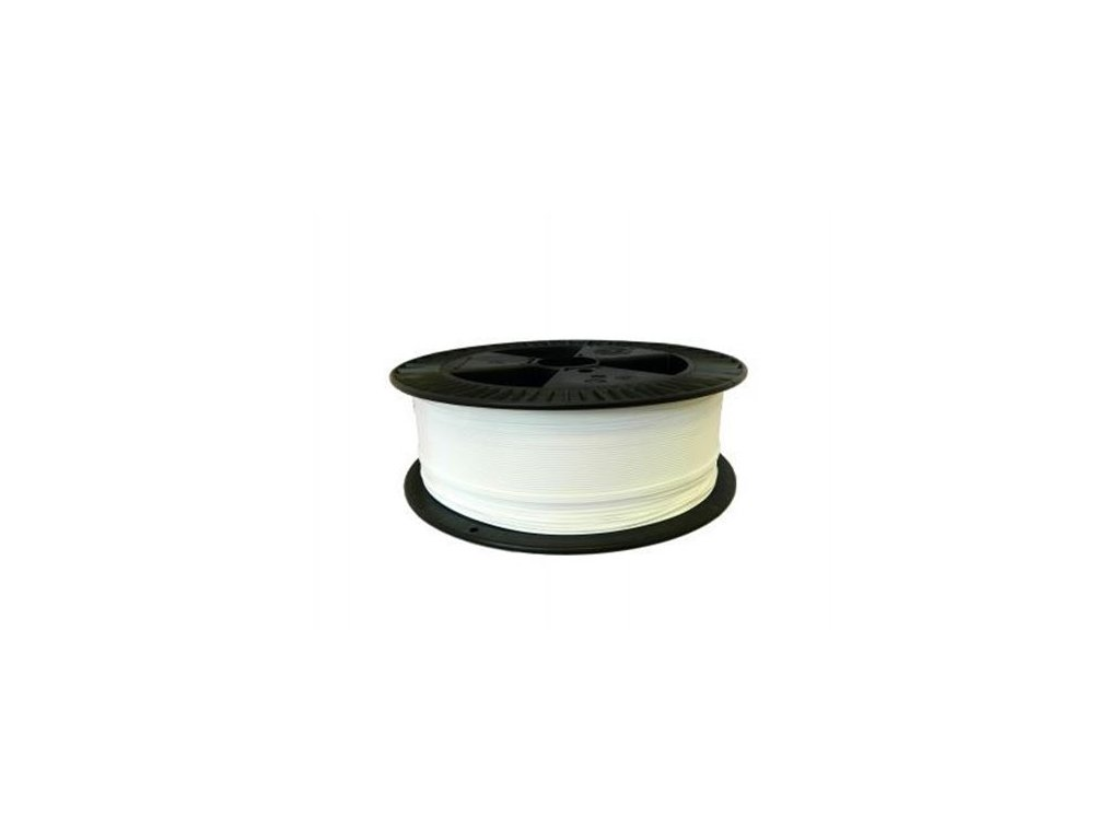 Filament-PM PLA tisková struna bílá 1,75 mm 2 kg Filament PM