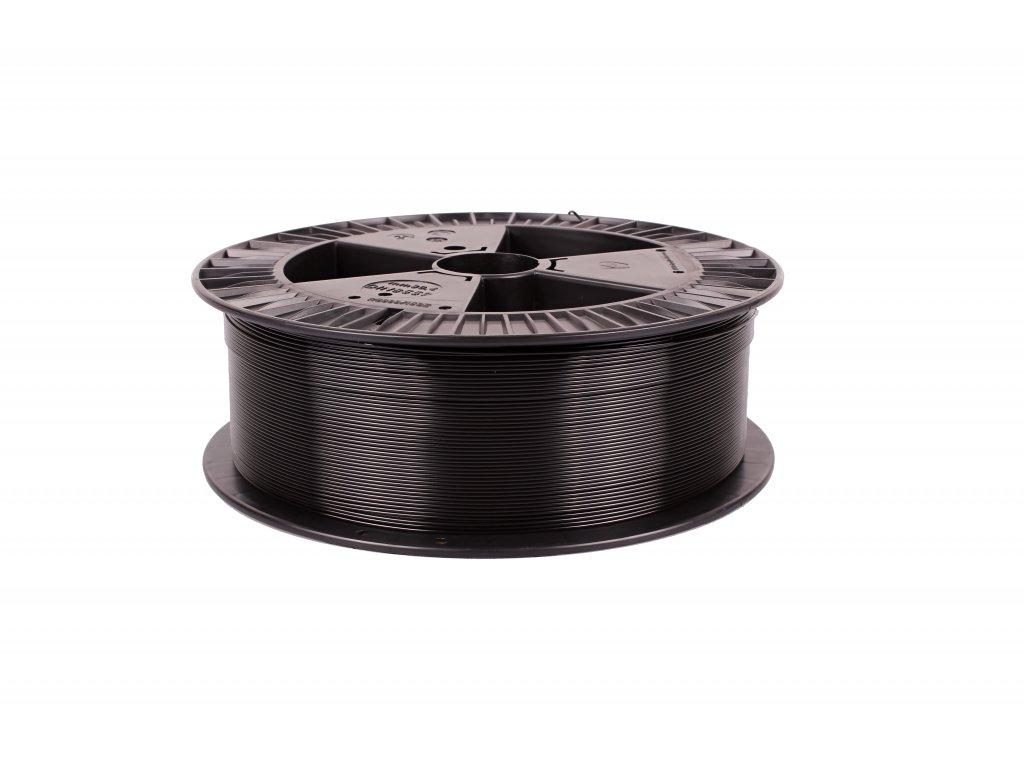 Filament-PM PET-G tisková struna černá 1,75 mm 2 kg Filament PM