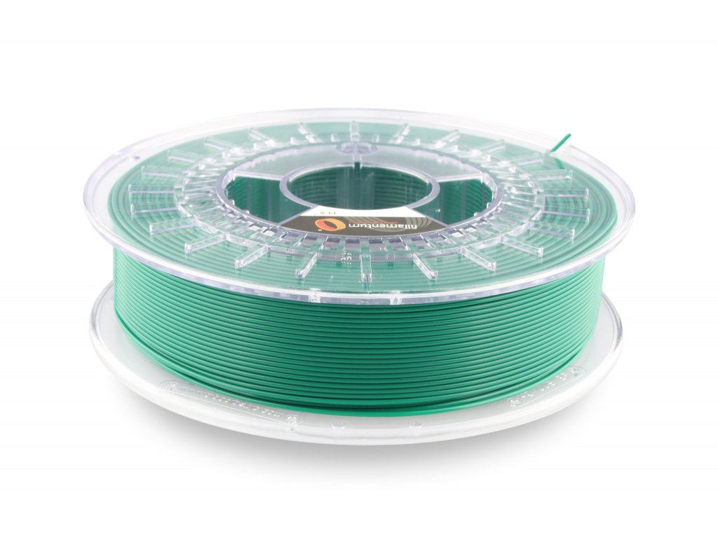 PLA filament Extrafill Turquoise Green 1,75mm 750g Fillamentum