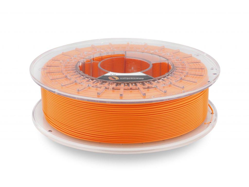 PLA filament Extrafill Orange Orange 1,75mm 750g Fillamentum