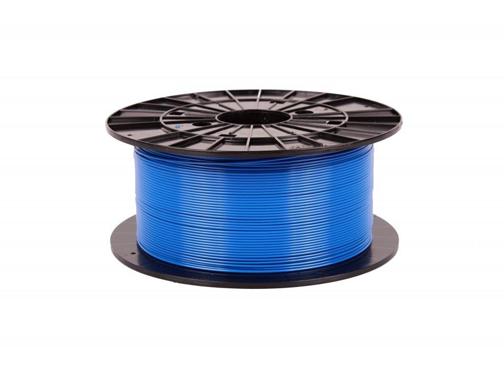 Filament-PM PET-G tisková struna modrá 1,75 mm 1kg Filament PM