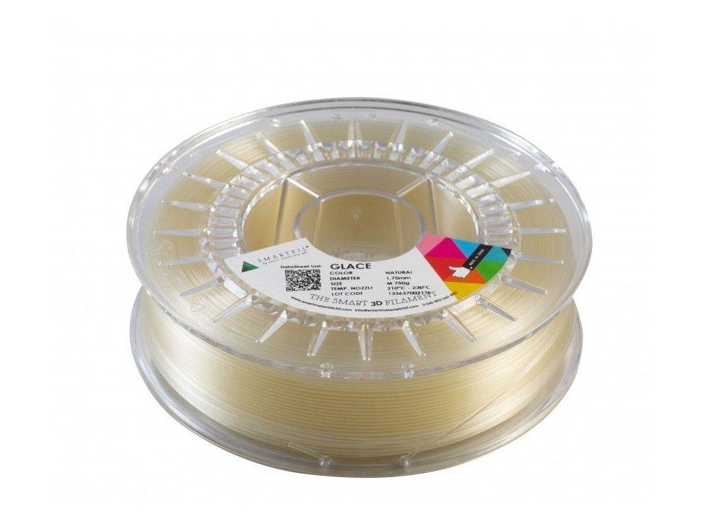 GLACE filament natural průhledný 1,75 mm Smartfil 750 g
