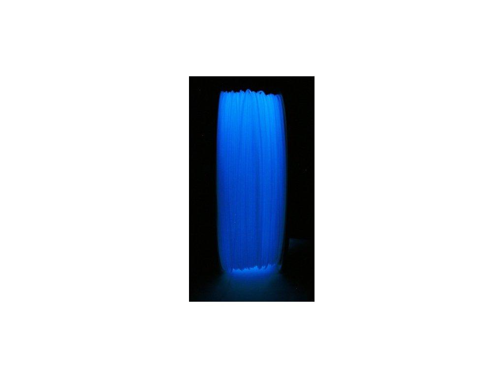 ABS Tech-Line svítící ve tmě modrá 1,75 mm Herz 1 kg