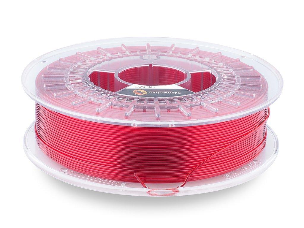 CPE HG100 Red Hood Transparent 1,75mm 750g Fillamentum
