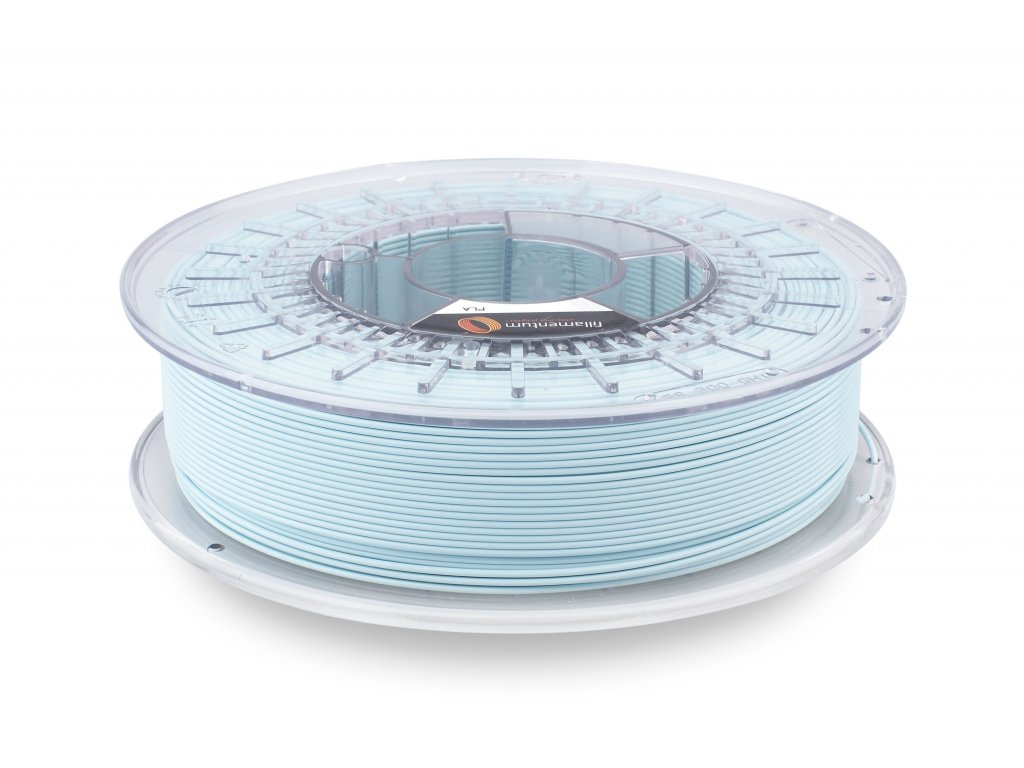 PLA tisková struna Extrafill Baby Blue 1,75mm 750g Fillamentum