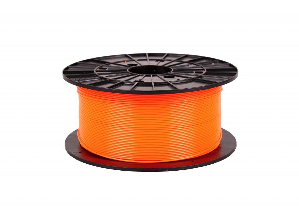 Filament-PM PET-G tisková struna oranžová 2018 1,75 mm 1 kg Filament PM