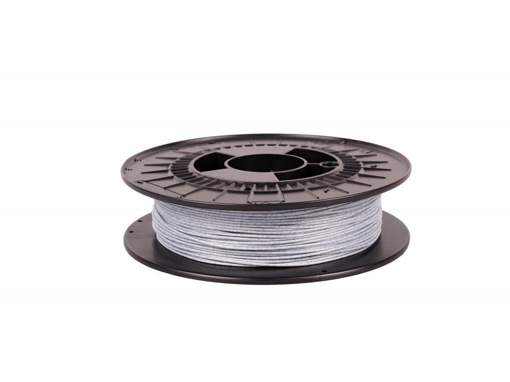 Filament-PM PLA tisková struna mramor tmavý 1,75 mm 0,5kg Filament PM