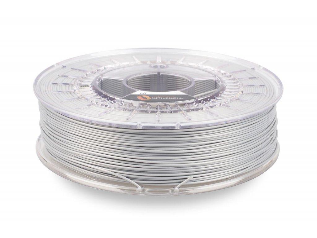 ASA Extrafill White Aluminium 1,75 mm 3D filament 750g Fillamentum
