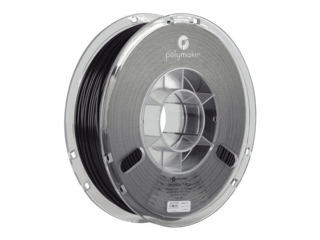 PC PolyMax filament černý 1,75mm Polymaker 750g