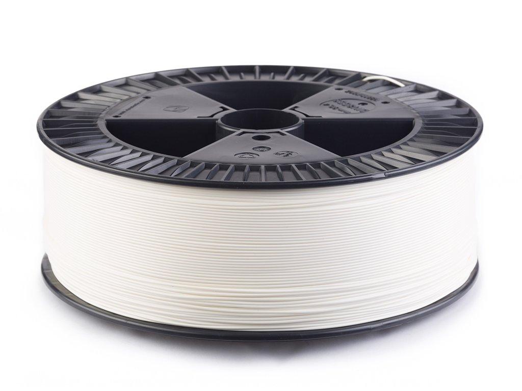 PLA filament Extrafill bílý 1,75mm 2500g Fillamentum