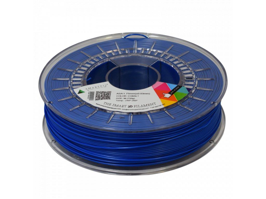 ASA filament kobaltově modrý 1,75 mm Smartfil 750 g